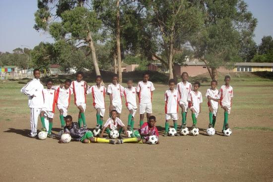 Team USA in Asmara Eritrea